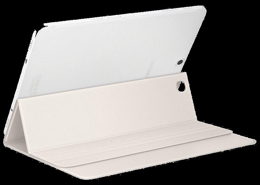 "Чехол Samsung для Samsung Galaxy Tab S2 9.7"" White (EF-BT810PWEGRU) - 1"