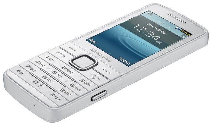 Мобильный телефон Samsung S5611 White - 4