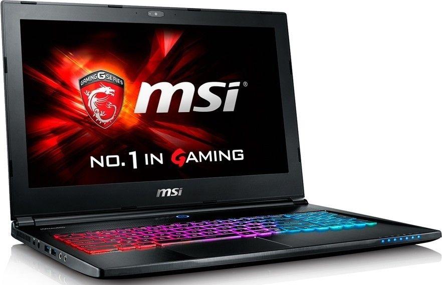 Ноутбук MSI GS60 6QE Ghost Pro (GS606QE-428UA) - 2