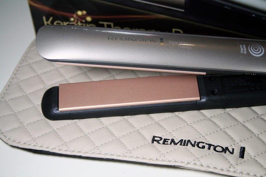 Щипцы для волос REMINGTON S8590 Keratin Therapy Pro - 1