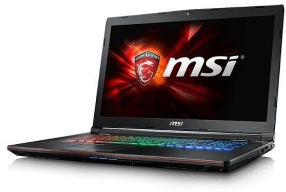 Ноутбук MSI GE72 6QF Apache Pro (GE726QF-016XUA) - 2