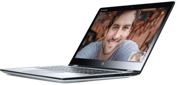 Ноутбук Lenovo Yoga 700-14 (80QD005TUA) White - 1
