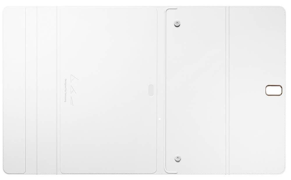 "Чехол Samsung T80x для Samsung Galaxy Tab S 10.5"" Dazzling White (EF-BT800BWEGRU) - 7"