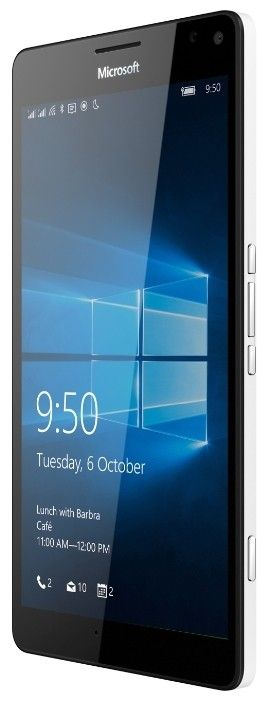 Мобильный телефон Microsoft Lumia 950 XL White - 3