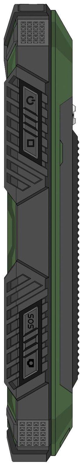 Мобильный телефон Sigma mobile X-treme PQ15 Green - 3