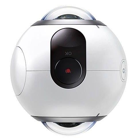 Сферическая камера Samsung Gear 360 - 1