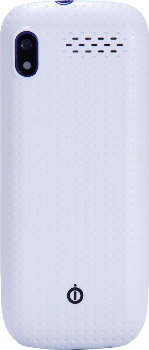 Мобильный телефон Nomi i181 White-Blue - 1