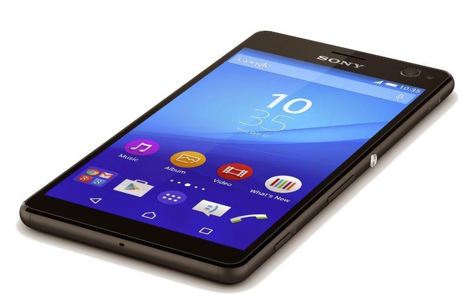 Мобильный телефон Sony Xperia C4 Dual E5333 Black - 1