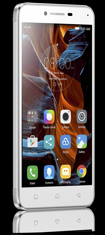 Мобильный телефон Lenovo K5 (A6020a40) Silver  - 2