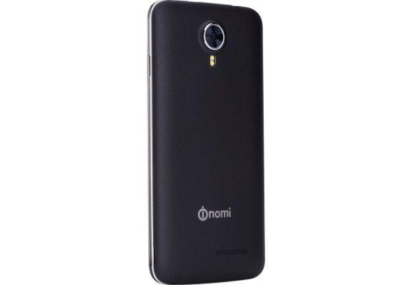 Мобильный телефон Nomi i551 Wave Black - 2
