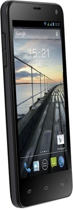 Мобильный телефон Fly IQ4416 Black - 1