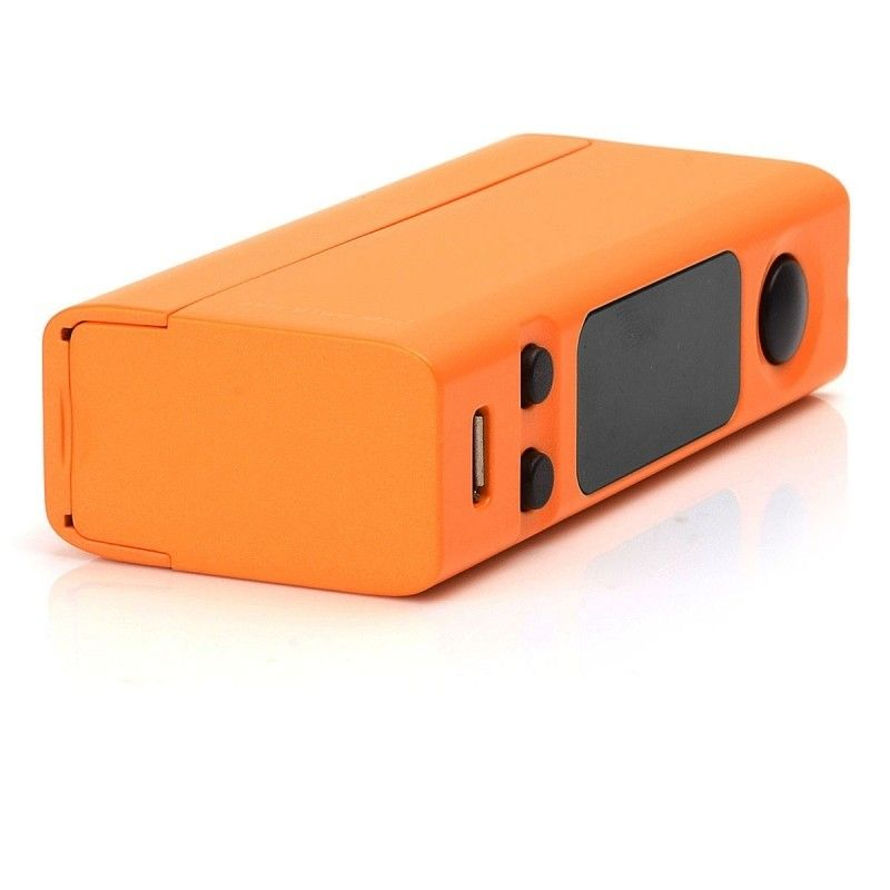 Батарейный мод Joyetech eVic Vtwo Mini Battery Orange (JTEVTWMINOR) - 3