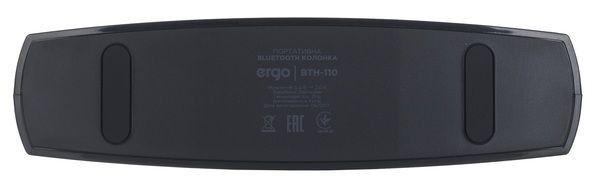 Портативная акустика Ergo BTH-110 Black от Територія твоєї техніки - 3