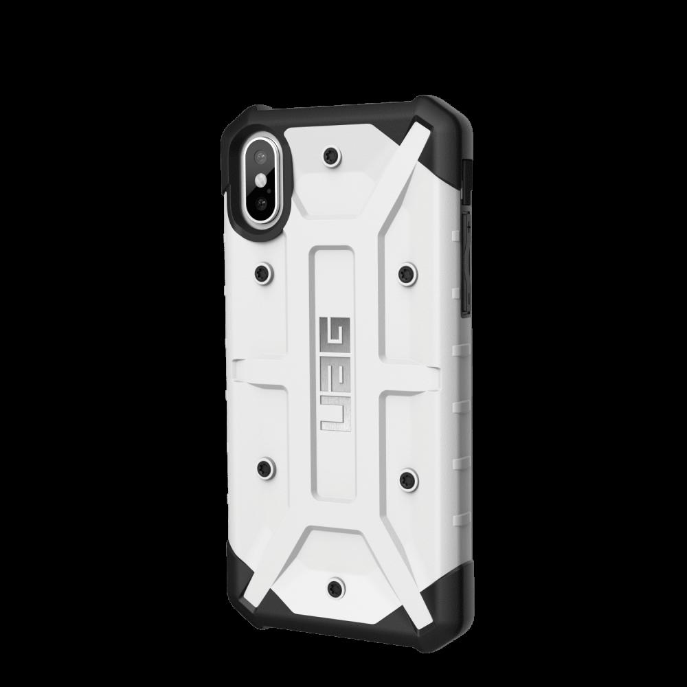 Чехол UAG iPhone X Pathfinder White от Територія твоєї техніки - 3