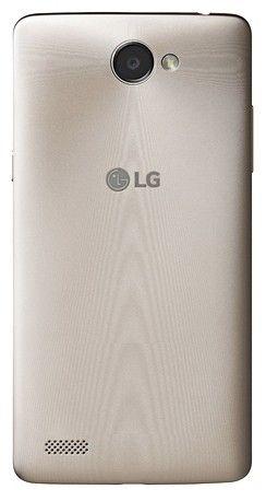 Мобильный телефон LG Max X155 Bronze Gold - 1