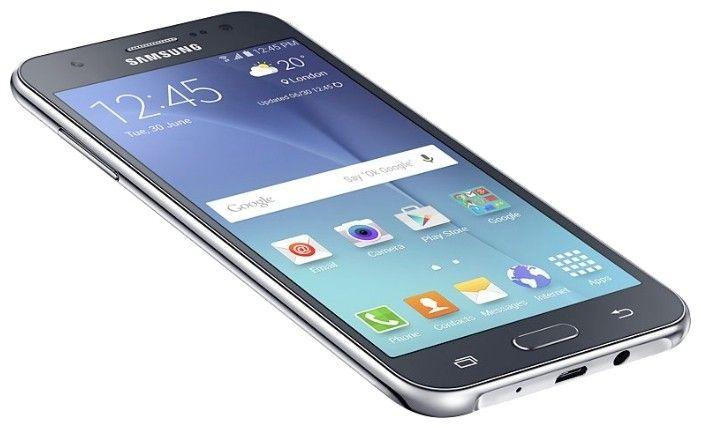 Мобильный телефон Samsung Galaxy J5 J500H/DS Black - 3