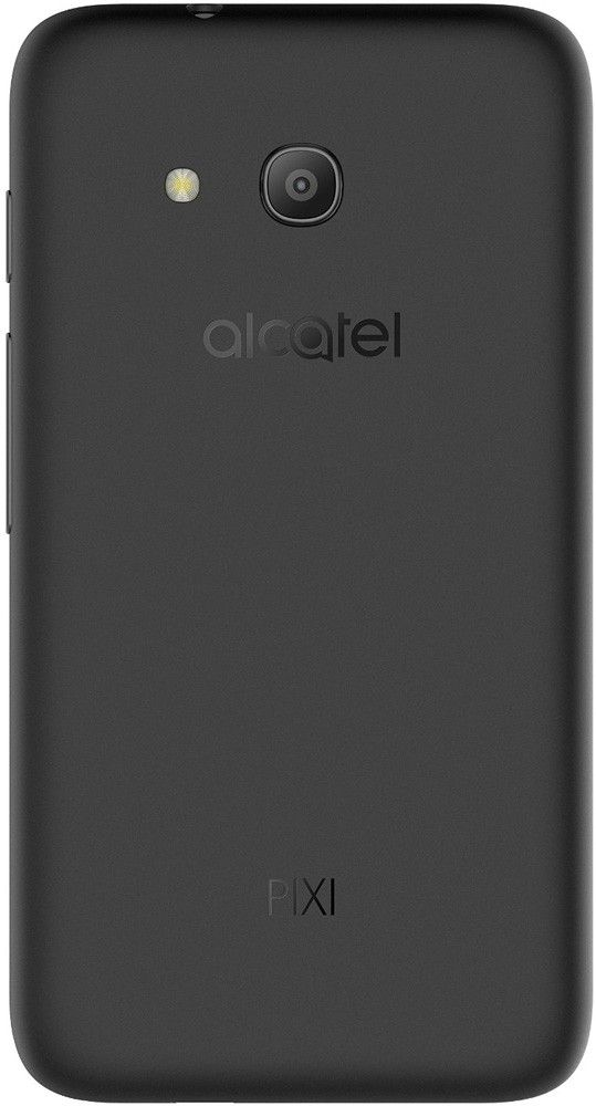 Мобильный телефон Alcatel 4034D Volcano Black - 1