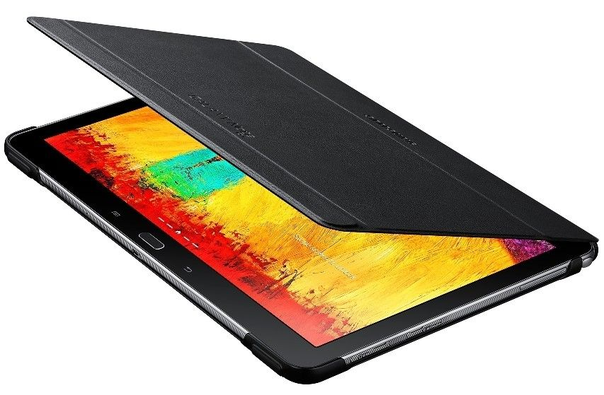 Обложка Samsung для Galaxy Note 10.1 2014 Edition Black (EF-BP600BBEGRU) - 2
