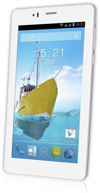 Планшет Fly Flylife Connect 7 3G 2 White - 2