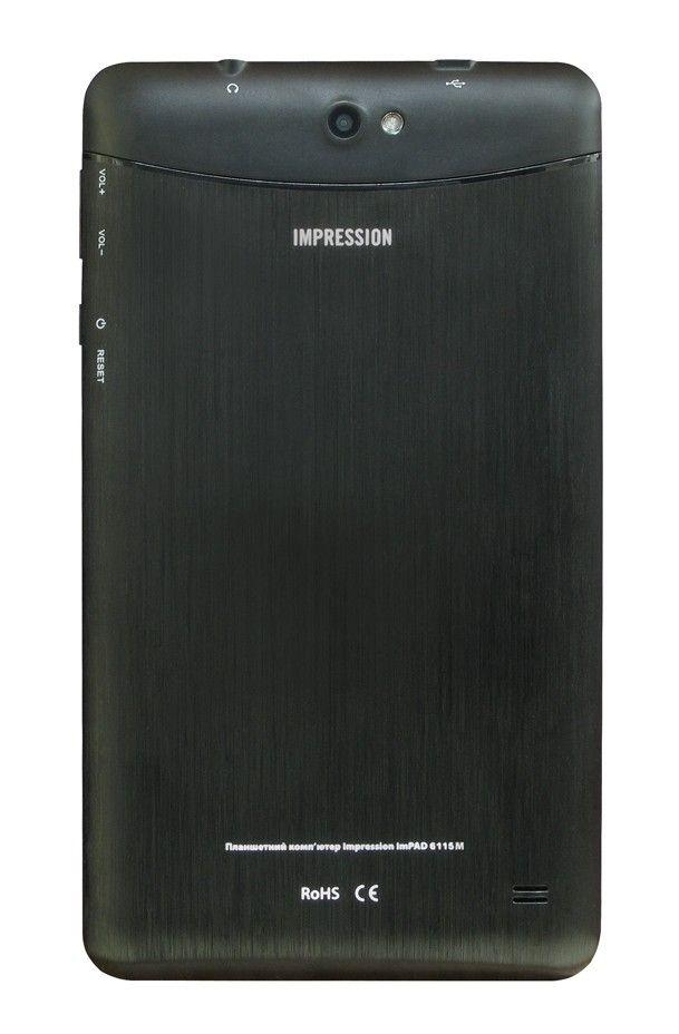 "Планшет Impression ImPAD 6115M  7"" 3G 16Gb BK 2 SIM - 1"