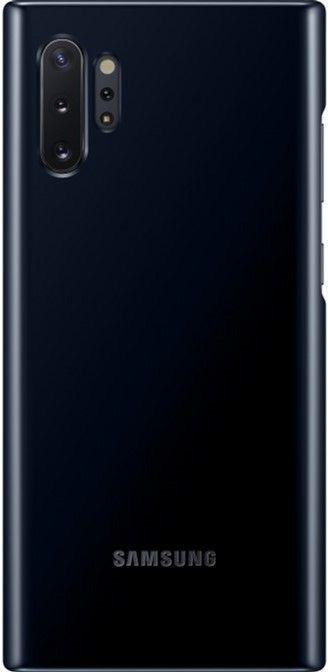 Панель Samsung LED Cover для Samsung Galaxy Note 10 Plus (EF-KN975CBEGRU) Black от Територія твоєї техніки - 2