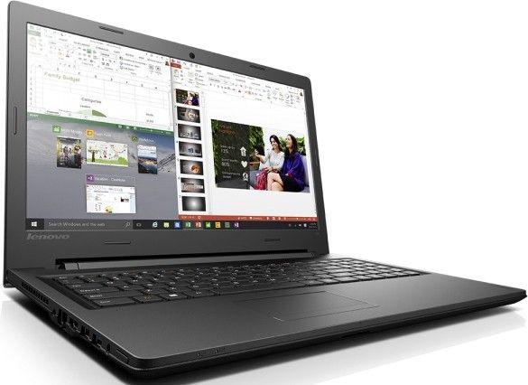 Ноутбук Lenovo IdeaPad 100-15 (80QQ0062UA) Black - 3