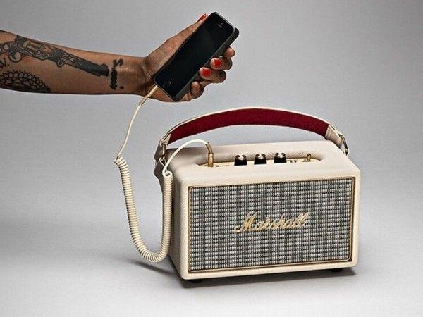 Акустика Marshall Loudspeaker Kilburn Cream (4091190) - 3