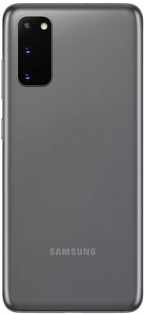 Смартфон Samsung Galaxy S20 (SM-G980FZADSEK) Gray от Територія твоєї техніки - 6