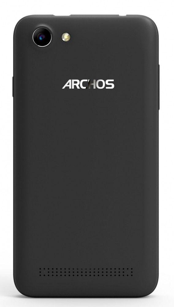 Мобильный телефон Archos 40 Power Black - 1