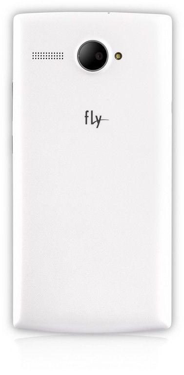 Мобильный телефон Fly FS501 Nimbus 3 White - 3