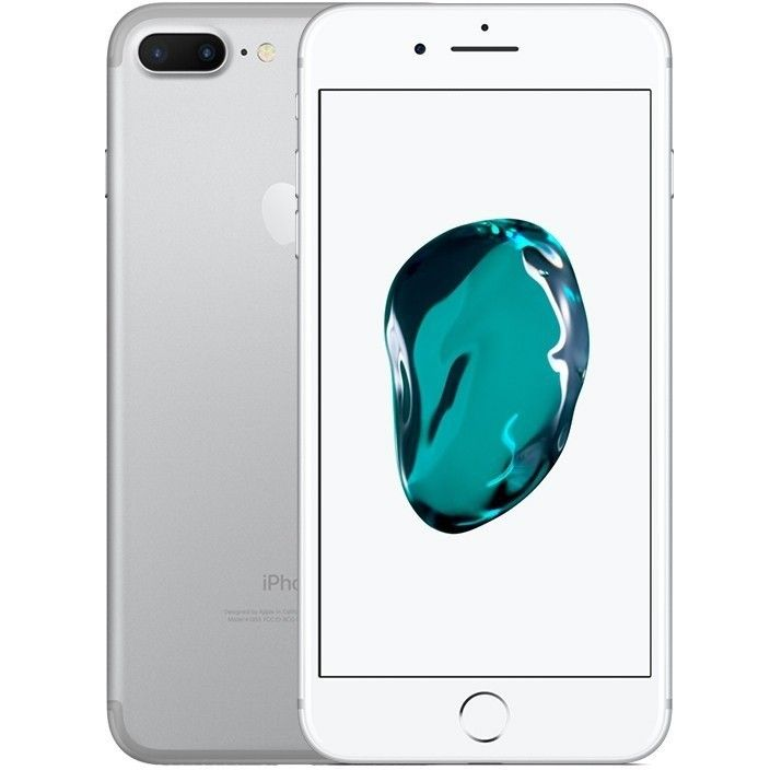 Мобильный телефон Apple iPhone 7 Plus 128GB Silver - 1