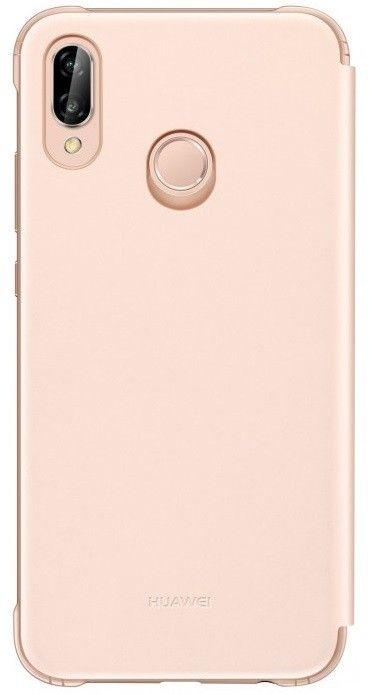 Чехол-книжка Huawei P20 lite Smart View Flip cover Pink