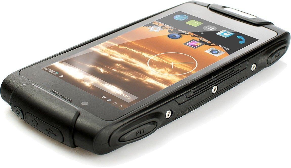 Мобильный телефон Sigma mobile X-treme PQ25 Black - 4