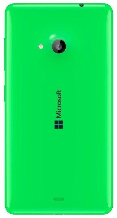 Мобильный телефон Microsoft Lumia 535 DS Green - 1