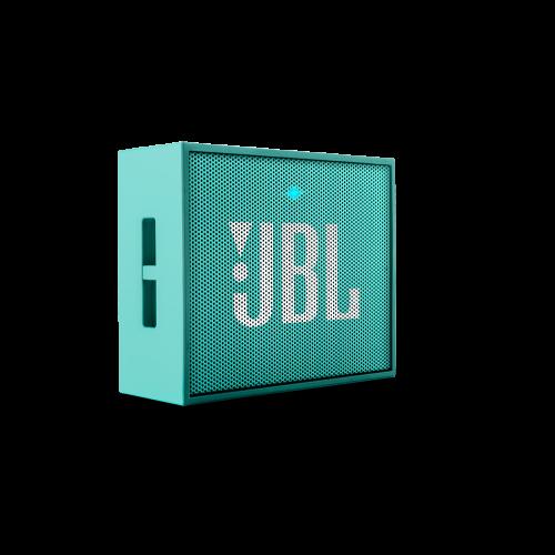 Портативная акустика JBL GO Teal - 3