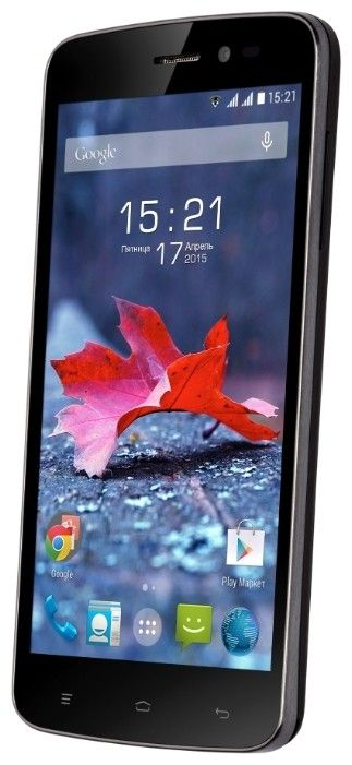 Мобильный телефон Fly IQ4515 EVO Energy 1 Black - 3