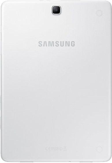 "Планшет Samsung Galaxy Tab A 9.7"" 16GB White (SM-T550NZKASER) - 1"