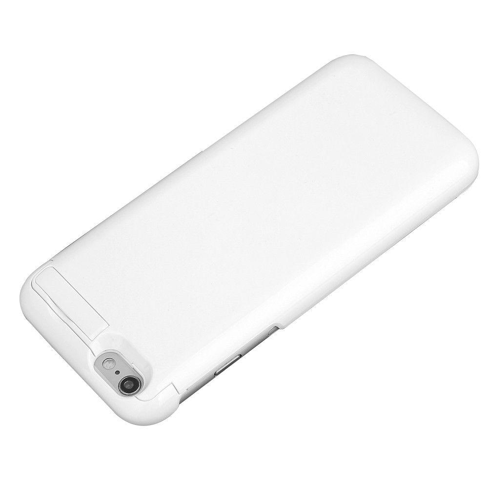 Чехол-аккумулятор AIRON Power Case для IPhone 6/6s White - 3