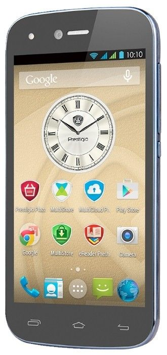 Мобильный телефон Prestigio Grace X3 3455 DUO Blue - 3