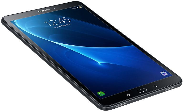 "Планшет Samsung Galaxy Tab A 10.1"" LTE Black (SM-T585NZKASEK) - 1"