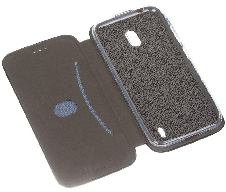 Чехол-книжка BeCover Exclusive для Nokia 2.2 (BC_704215) Black