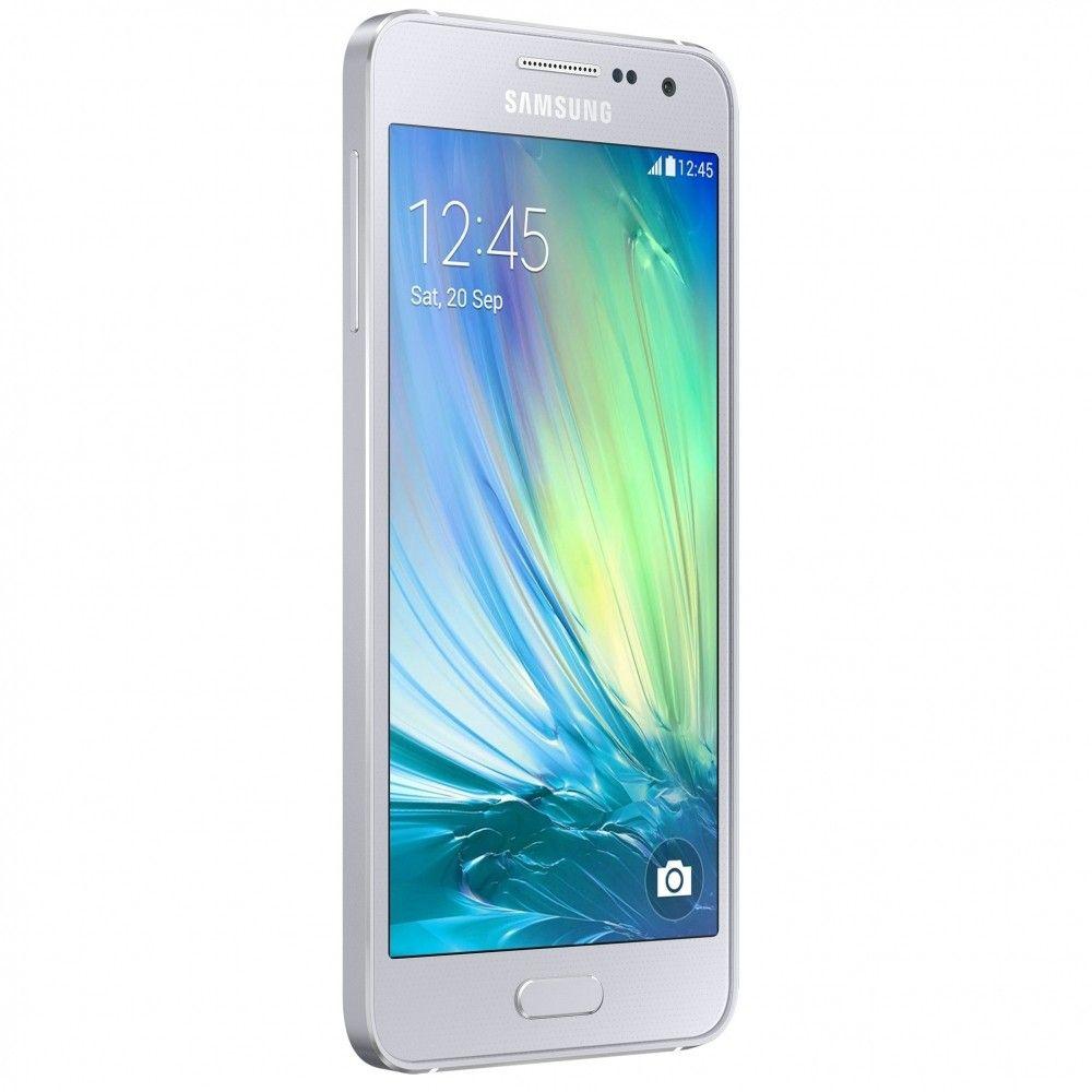 Мобильный телефон Samsung Galaxy A3 SM-A300H Silver - 5