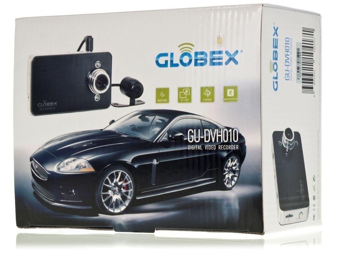 Видеорегистратор Globex GU-DVH010 - 8