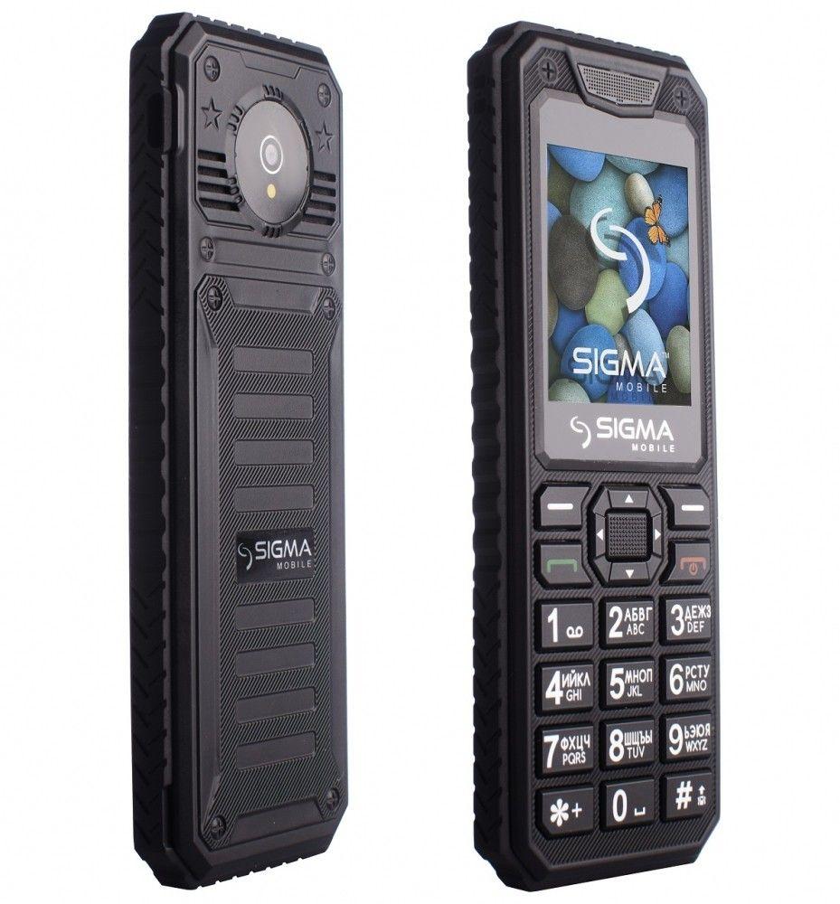 Мобильный телефон Sigma mobile X-style 11 Dragon Black - 2
