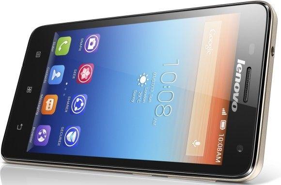 Мобильный телефон Lenovo S660 Gold - 4