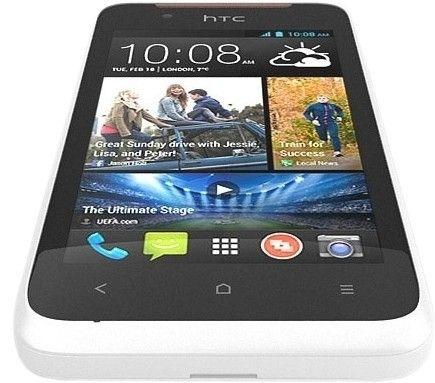 Мобильный телефон HTC Desire 210 Dual Sim White - 4