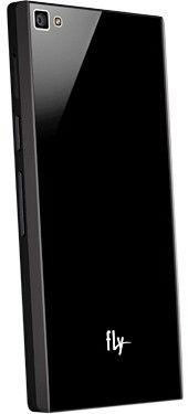 Мобильный телефон Fly IQ4511 Octa Tornado One Black - 3