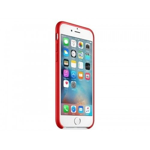 Панель Apple iPhone 6s Silicone Case Red (MKY32ZM/A) - 3