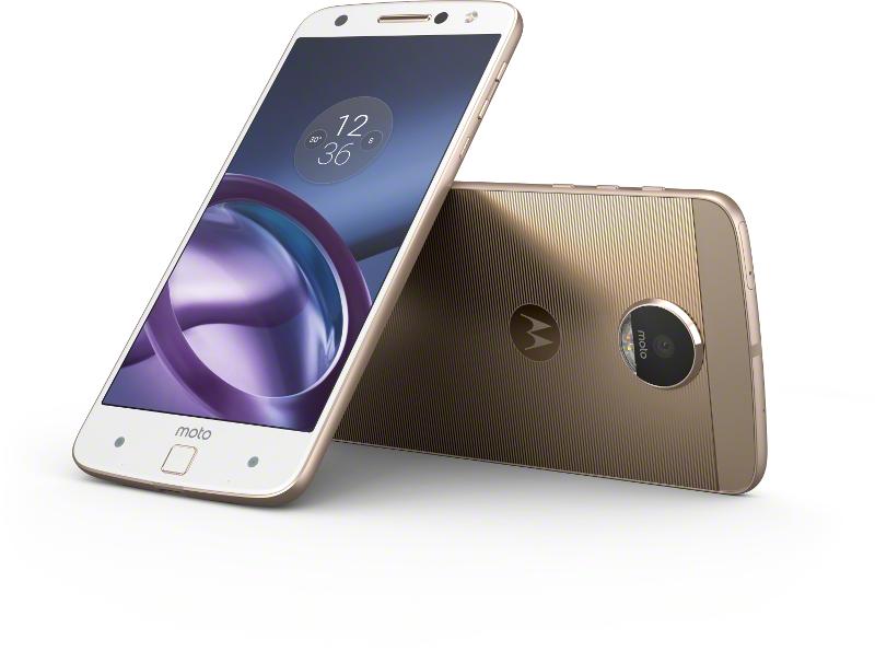 Мобильный телефон Motorola Moto Z Gold - 6