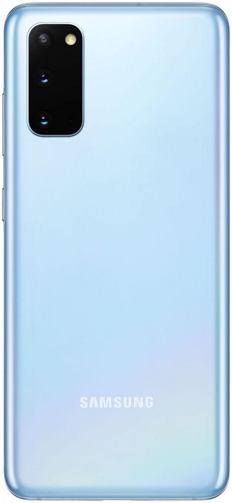 Смартфон Samsung Galaxy S20 (SM-G980FLBDSEK) Light Blue от Територія твоєї техніки - 6